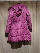 Girls pink coat Age 13 by cake walk