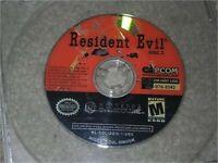 RESIDENT EVIL DISC 2 NINTENDO GAMECUBE GAME ONLY