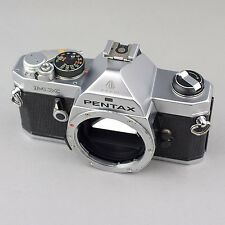 Classic chrome ASAHI PENTAX MX 35mm SLR CAMERA BODY. *SPARES/REPAIRS*
