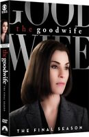 The Good Wife: The Seventh Season (Final Season) [New DVD] Boxed Set, Dolby, S