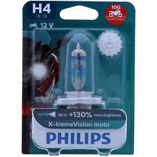 H4 Philips X-tremeVision moto - 130% más de luz-máximo rendimiento-Power