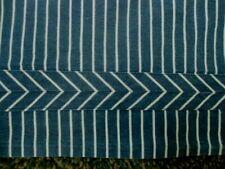 One Lonely Ralph Lauren King Size Pillow Sham in Cote D'Azure Riviera Stripe