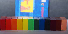 12 Wachsmalblöcke mit Sonderfarben von Stockmar,  NEU, Waldorf, Malen, Zeichnen