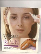 Verseo ePen Electrolysis Pen Permanent Hair Removal System NEW Sealed