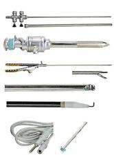 Laparoscopy Trocar  Needle Holder Suction Hook Knot Pusher Cable Reduce