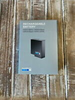New Sealed GoPro Rechargeable Battery for HERO7/6/5 Black and HERO 2018