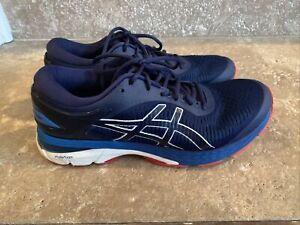 Asics Gel Kayano 25 1011A019 Running Shoes - Men's Size 9.5, Navy