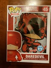 Funko Pop! Tees Marvel DAREDEVIL #45 ~ T-Shirt ~ Medium ~ Target Exclusive