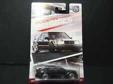 Hot Wheels Mercedes Benz 190E 2.5 16V EVO 2 Black 1/64 DJF77-956K