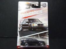 Hot Wheels Mercedes Benz 190E 2.5 16V EVO 2 Black 1/64 DJF77-956K