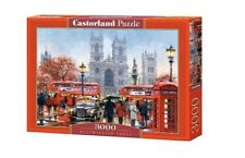 NEW CASTORLAND Puzzle 3000 Tiles Pieces Jigsaw Westminster Abbey