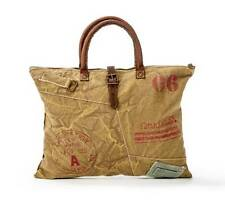 NWT La Gunda Travelers Handmade Handbag