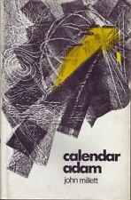 John Millett CALENDAR ADAM 1st Ed. HC Book