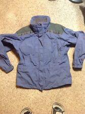 Marmot Ski/Snowboard Shell Jacket - Blue Purple gray Women's L