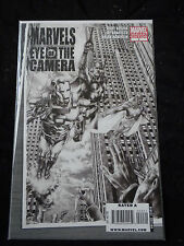 Marvels Eye of the Camera #4 Variant Cover NM (9.4)