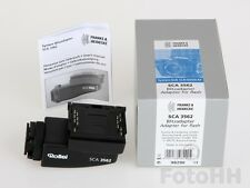 ROLLEI ADAPTER FOR FLASH SCA 3562 (ROLLEI NUMBER : 98290) BRAND NEW IN BOX !!!!!