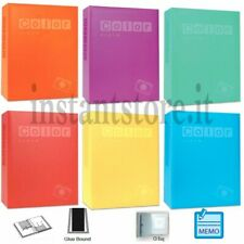 Album Fotografico 100 200 300 foto 13x19 13x18 new color pastello - instantstore