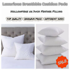 Top Quality HollowFibre And Duck Feather Cushion Pads/Inners/Fillers