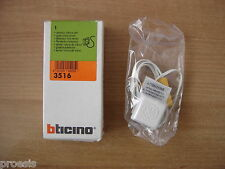 BTICINO 3516 My Home sensore rottura vetri antifurto