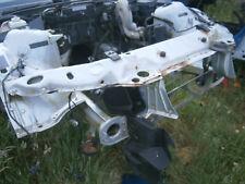 BMW Z3 Front Slam Panel - Front Bulkhead Radiator Panel Artic Silver