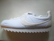 NEW NIKE CLASSIC CORTEZ SHARK LOW SP BIG TOOTH WHITE  810135-110 SZ11.5