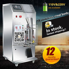 Automatic Liquid Packing Machine,liquid filling and sealing machine with counter