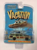 GREENLIGHT VACATION WAGON QUEEN FAMILY TRUCKSTER HONKEY LIPS NATIONAL LAMPOON'S