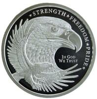 Silver Eagle 1oz .999 Silver Bullion Round - Golden State Mint