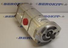 Volvo EC14 EC15 Hydraulikpumpe Casappa 1 Sauganschluss E5350127 67617482