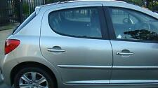 PEUGEOT 207 RIGHT REAR DOOR SHELL A7, HATCH, 04/06-12/12