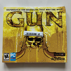 Gun - PC (BRAND NEW)