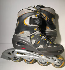 Tecnica Tomcat Inline Skates Mens Size 9, 78 Mm Wheels, Avs Bio Wrap Comfort Fit
