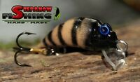 Stepanow Fishing Lure Bait LARVA Micro Bait Ultra Light Spinning Chub Perch Pike