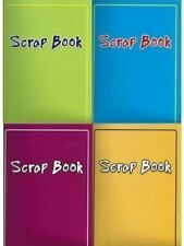 Assorted Scrapbook Scrap Book Colour Pages Paper Art Craft School Clippings Kids