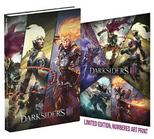 Darksiders III 3 Official Collector's Edition Strategy Guide Book (Prima) NEW!!!