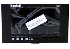 "Marshall Electronics V-R70P 7"" LCD Monitor"
