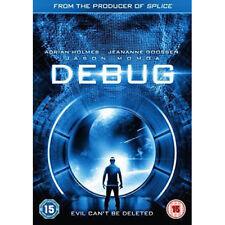 Debug DVD New & Sealed 5060262852446