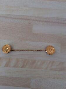 Masonic Tie Clip Holder