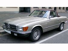 Mercedes Sl R107 1971-1989 tamaño medio cubierta del coche