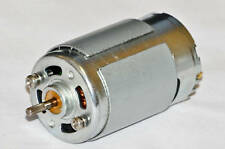"Small 1/8"" Shaft 6V Motor for Deer & Game Feeders"