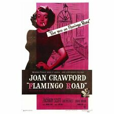 FLAMINGO ROAD (1949) JOAN CRAWFORD ZACHARY SCOTT & GREENSTREET  FILM NOIR ON DVD