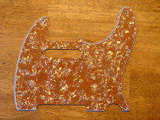PICKGUARD GOLD PEARLOID 4 PLY FOR TELECASTER