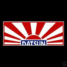 Datsun Stickers Rally GP Old Vintage