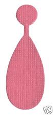 QuicKutz Lifestyle Crafts 2x2 Single Die PENDANT Decorative,Teardrop RS-0892