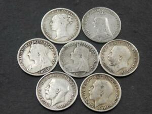 Scrap Sterling Silver Coins C119