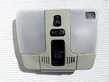 1996-97 Mercedes-Benz W210 E420 roof dome/map light with sunroof switch OEM gray
