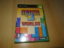 XBox Tetris Worlds  new sealed uk pal
