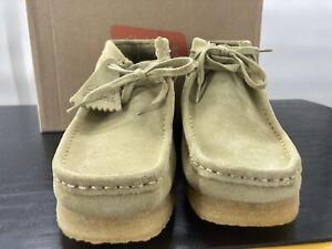 Clarks Originals Wallabee Boot Mens Maple Wallabee Boots - 6.5M US