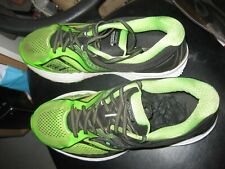 Men's  'SAUCONY GUIDE' Running Shoes Sz;10. Green.