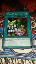 Wind-Up Factory - GENF-EN054 - Super Rare - 1st - MP Yugioh